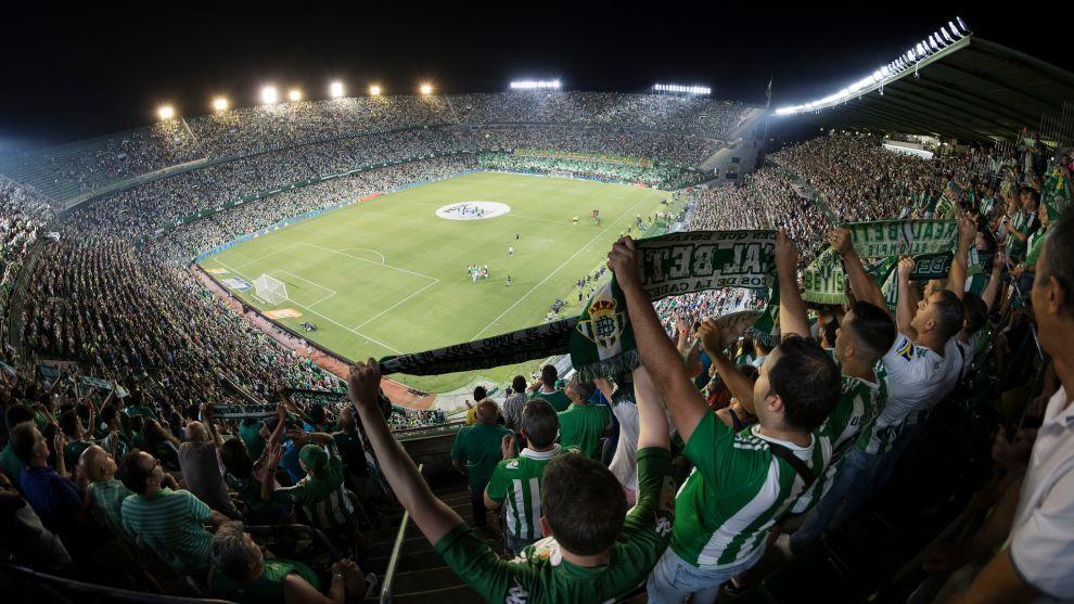 La vuelta al Villamarín, un factor extra para Pellegrini