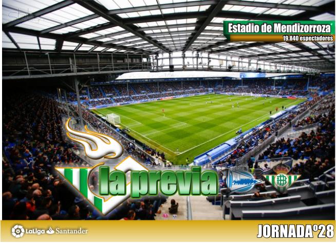 Previa| Deportivo Alavés – Real Betis Balompié: Misión Europa