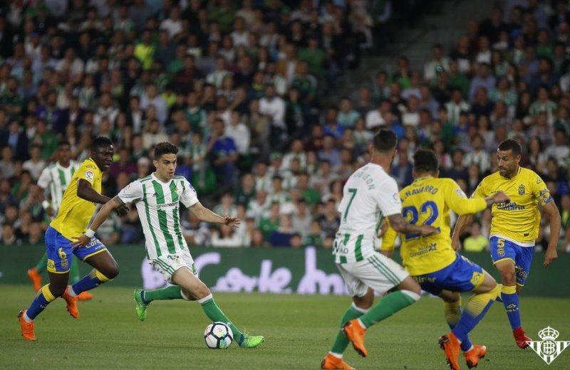 Crónica   Real Betis Balompié 1 – UD Las Palmas 0: El Betis puso la sexta para Europa con sufrimiento