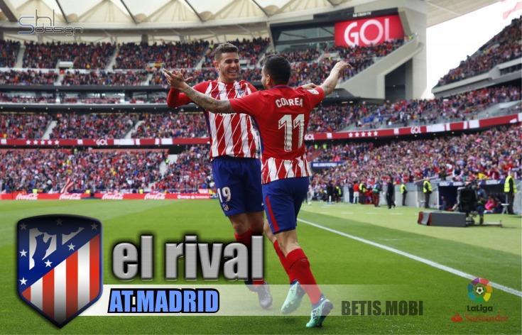Análisis de rival  Atlético de Madrid