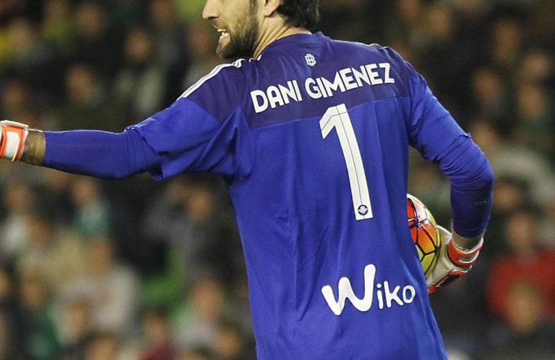Dani Giménez, el premio a la profesionalidad y el trabajo