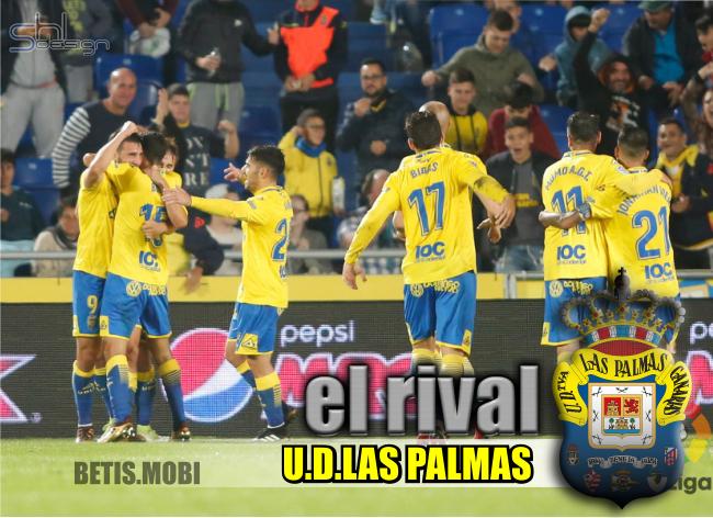 Análisis del Rival  UD Las Palmas