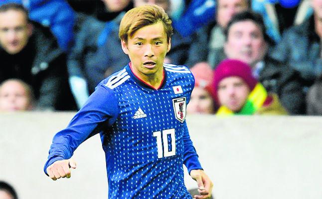 Takashi Inui, talento y desborde para la banda izquierda del Betis