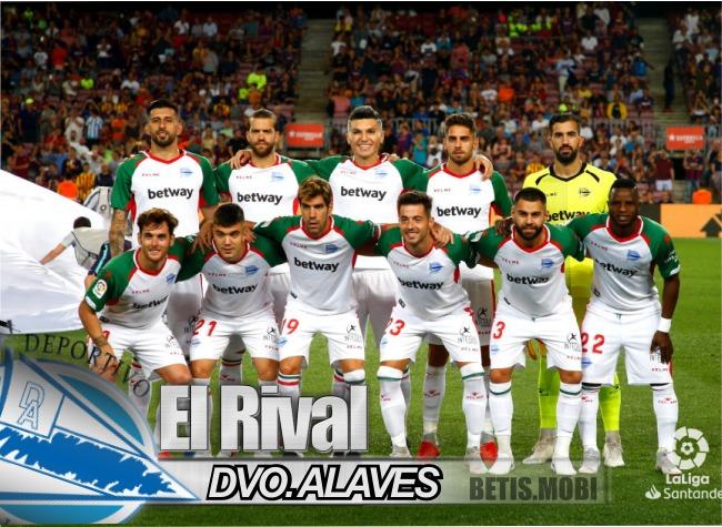 Análisis rival  Deportivo Alavés-Real Betis Balompié: Dos equipos y un mismo objetivo