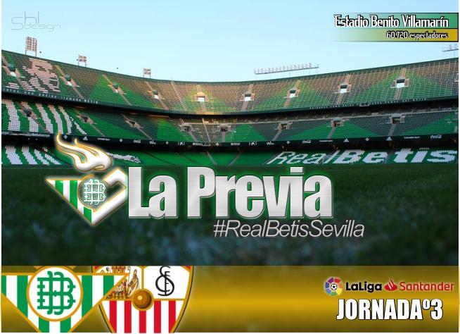 Previa | Real Betis Balompié-Sevilla FC: Ha llegado el momento
