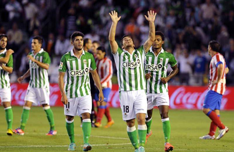 Esta jornada nos visita el Atlético de Madrid