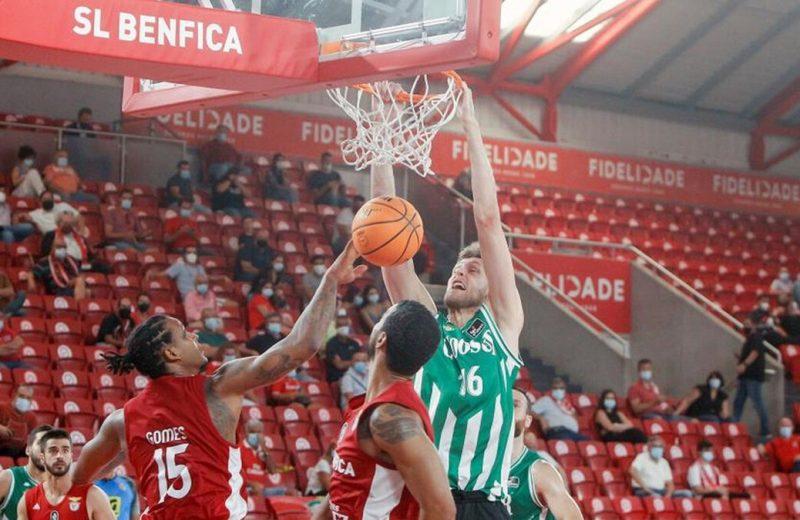 Baloncesto | Dos victorias en tres partidos en el Internacional de Lisboa