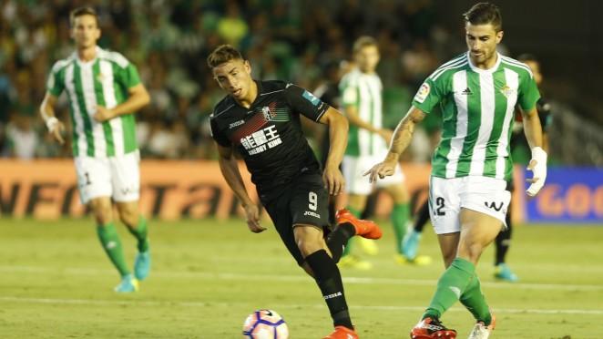 Esta jornada visita el estado Benito Villamarín el Granada CF