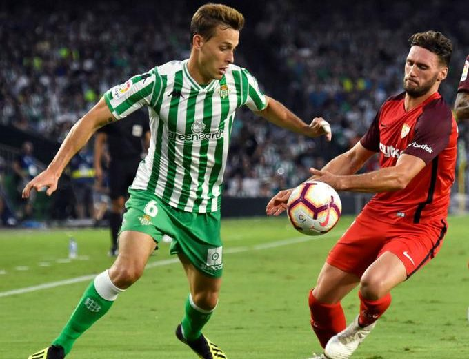 Esta jornada visita el Villamarín el Sevilla F.C.