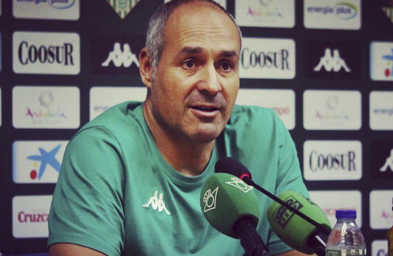 "Entrevista Betis.mobi | Curro Segura: ""Queremos que el Betis tenga un nombre propio dentro de la ACB""."