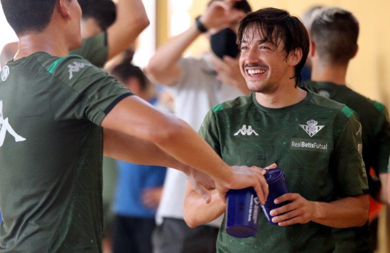 Fútbol Sala   El Real Betis Futsal echa a rodar