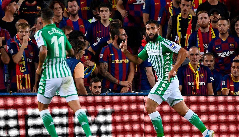 Más puntos al alcance del Real Betis
