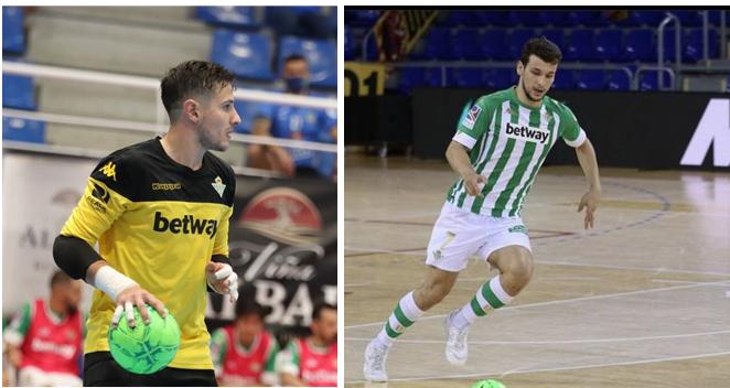 Futsal | Representación bética en el Mundial de Fútbol Sala