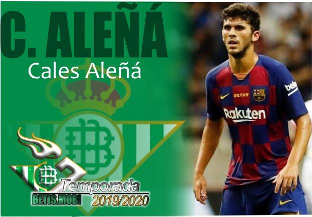 Carles Aleñá, calidad para el centro del campo del Betis
