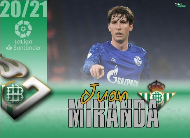 Juan Miranda, una apuesta arriesgada para el lateral izquierdo