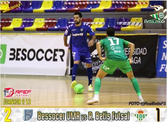 Futsal | Semana sin suerte