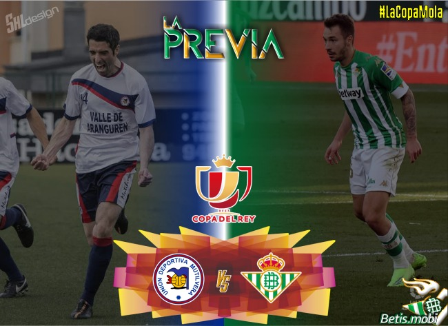 Análisis+Previa | UD Mutilvera – Real Betis: Pasar de ronda como regalo de Reyes