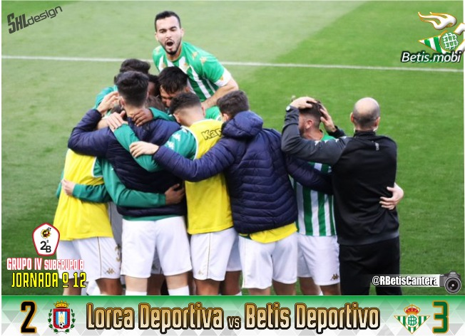 Betis Deportivo | Imparables