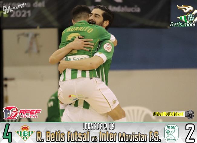 Futsal   El Real Betis Futsal tumba a todo un Inter