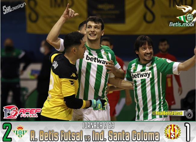 Futsal | Volvió el público de Amate con victoria