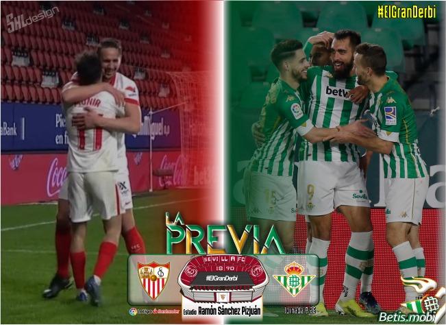 Previa | Sevilla FC – Real Betis Balompié: dar un golpe de autoridad