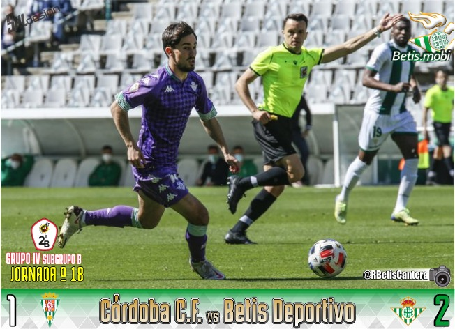 Cantera   El Betis Deportivo tira de épica para ascender a la 1º División RFEF