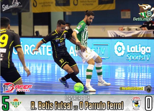 Futsal | Otro ejercicio más de competir