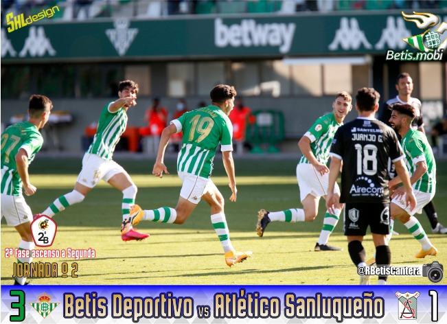 Cantera   El Betis Deportivo se abona a la épica