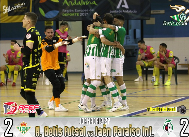 Futsal | Empate para recuperar sensaciones