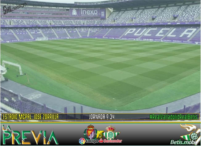 Previa | Real Valladolid vs Real Betis: pelea por dos objetivos opuestos