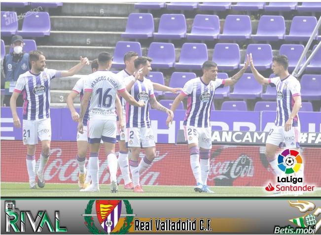 Análisis del rival   Real Valladolid CF