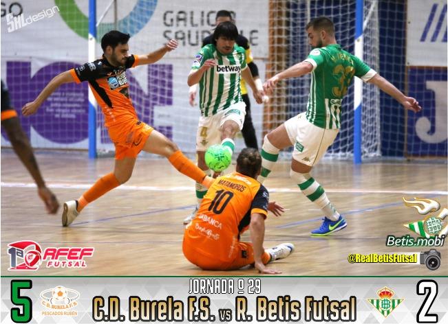 Futsal | Paso atrás