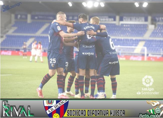 Análisis del rival | SD Huesca
