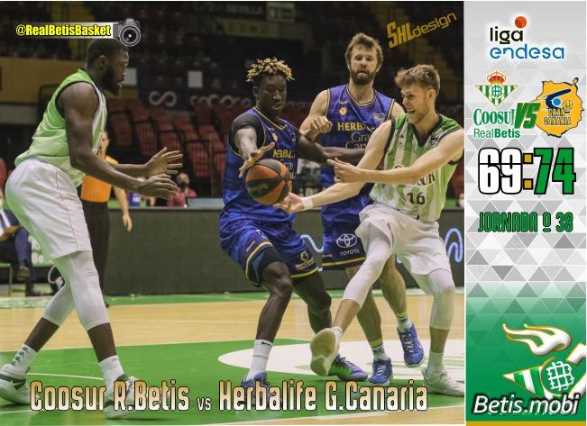 Baloncesto | El Coosur Betis cierra la temporada con una derrota