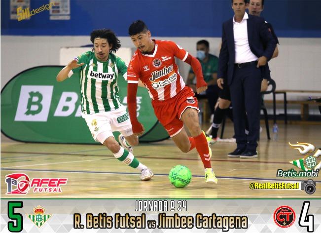 Futsal | Victoria de carácter para cerrar la temporada
