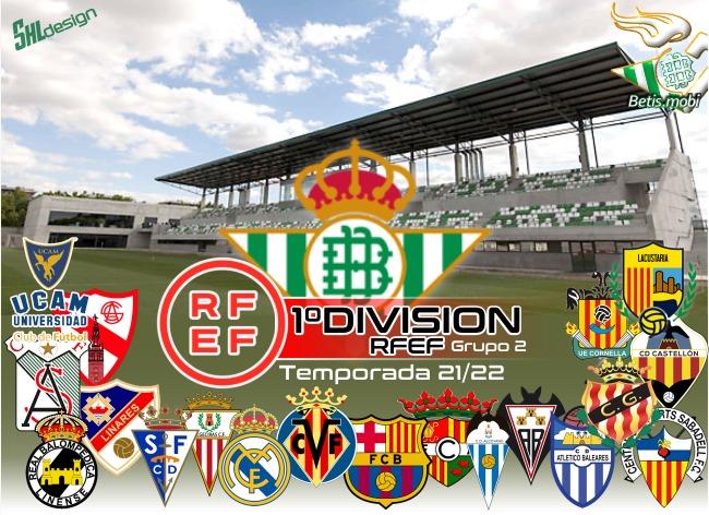 Betis Deportivo | Una 1º RFEF de mucho nivel