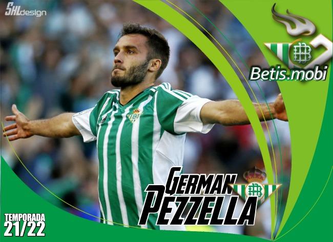 El retorno de Germán Pezzella