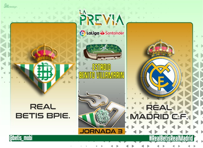 Previa | Real Betis Balompie-Real Madrid CF: Día para la confirmación