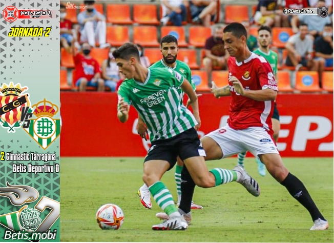 Cantera | El Betis Deportivo peca de falta de madurez