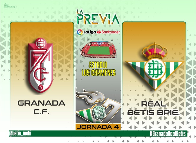 La Previa   Granada CF – Real Betis Balompié: Ganar o ganar