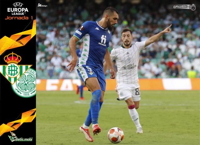 Crónica | Real Betis Balompié 4 – Celtic de Glasgow 3: Reacción bética tras un inicio espantoso