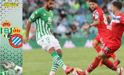 Crónica   Real Betis Balompie 2 – RCD Espanyol 2: Contra 12 resultó imposible