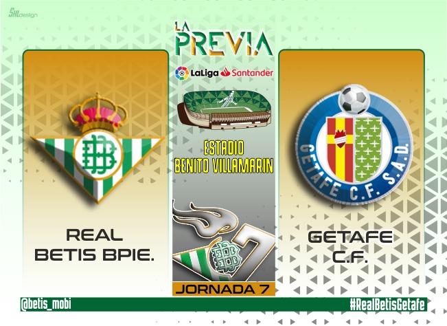 Previa | Real Betis Balompié- Getafe C.F: A seguir con el plan del ingeniero