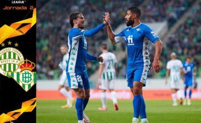 Crónica   Ferencvaros 1 – Real Betis Balompié 3: El Betis se acostumbra a ganar