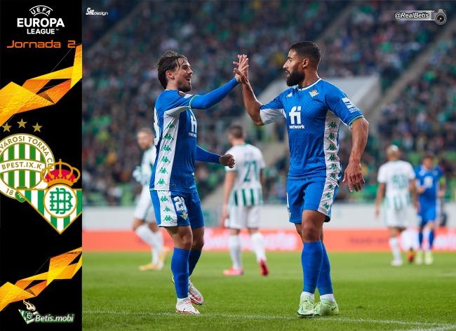 Crónica | Ferencvaros 1 – Real Betis Balompié 3: El Betis se acostumbra a ganar