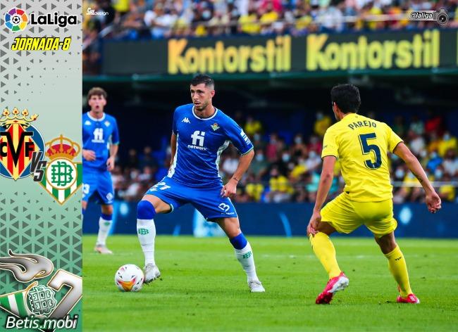 Crónica | Villarreal CF 2 – Real Betis Balompié 0: Superados de principio a fin