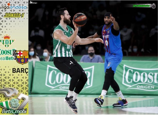 Baloncesto   Con sólo competir no fue suficiente contra el Barça