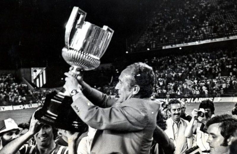 Rafael Iriondo, el héroe de la Copa del Rey del 77