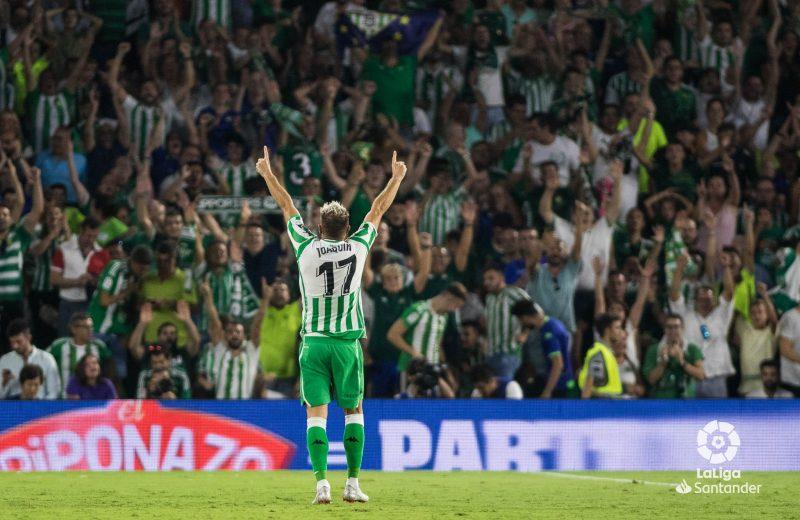 Joaquín Sánchez: el transcurso de una era en verdiblanco