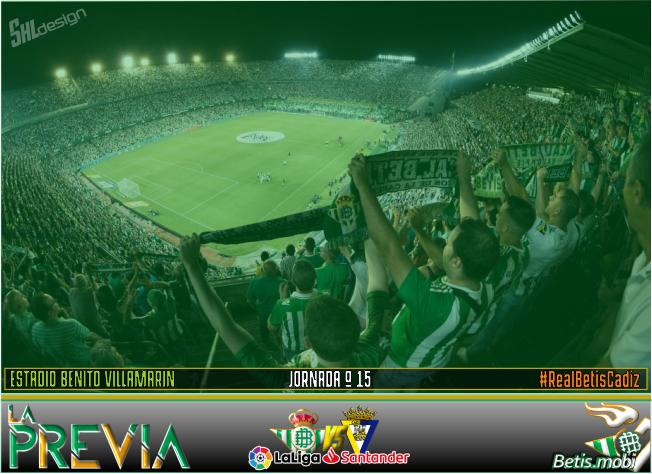 Previa | Real Betis Balompié-Cadiz CF: Devolvednos la ilusión